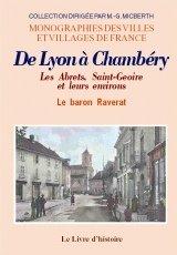 Les Abrets, Saint-Geoire et leurs environs