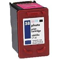 ~Brand New Original HP C6658A (58) INK / INKJET Cartridge Photo