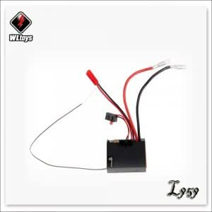 2.4G Wltoys L959-38 RC Car Receiver Box (Compatible with L202)