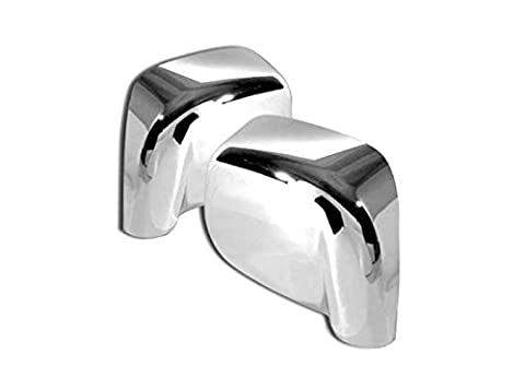 MaxMate 03-09 Dodge Ram 2500/3500/HD/02-08 Ram 1500 Chrome Mirror Cover (Not For Towing Mirror) by MaxMate