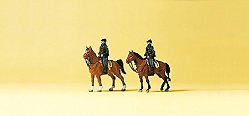 Preiser 79149 Berittene Polizei. USA