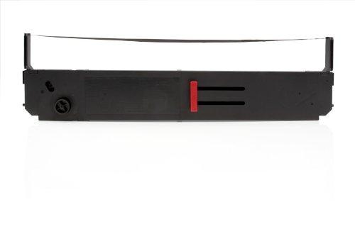 Kompatibel für OKI Pacemark 3410 Farbband Black - 09002311 - Pacemark 3410 Farbband, Schwarz