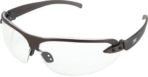 3M Schutzbrille 1200E0, AS/AF/UV, PC, klar inkl. Mikrofaserbeutel