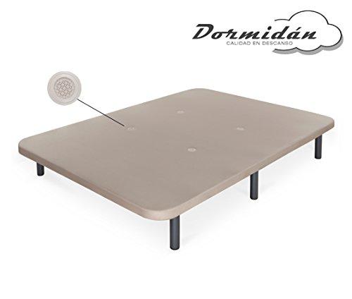 Dormidán - Base tapizada Tejido 3D válvulas aireación
