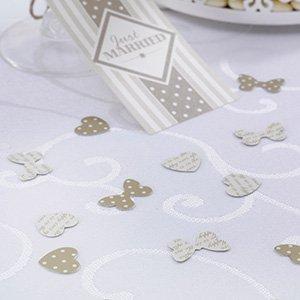 Neviti- Confeti, Color Marfil, Talla única (597932)