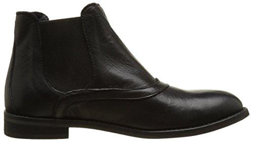 FLY London Damen Eshe007fly Chelsea Boots Schwarz (Black 000)