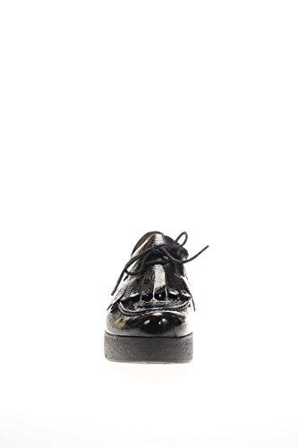 Wonders Femme MOCASSINO fond de chaussures de sport H 3202MOCASSINO PRIEMER fond de chaussures de sport Nero vernice