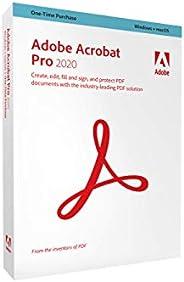 Adobe Acrobat Pro 2020 Perpetual (Life Time) License - Windows