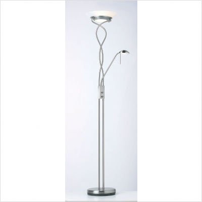 Monaco Two Light Floor Lamp