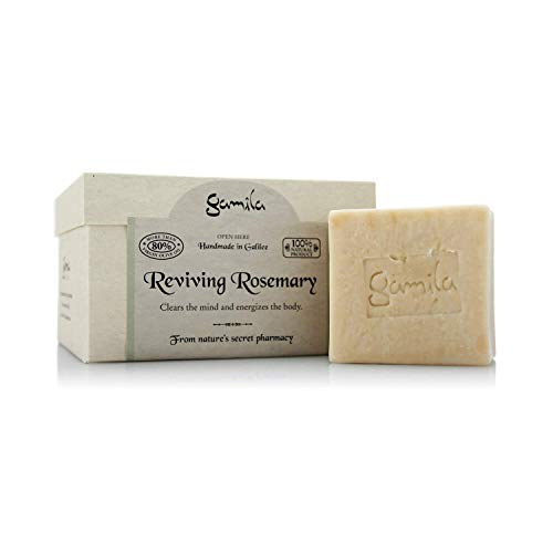 Gamila Secret Cleansing Bar Reviving Rosemary (For Normal To Combination Skin) 115G by Gamila Secret