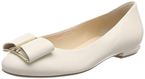 HÖGL Damen 5-10 1080 1400 Geschlossene Ballerinas, Weiß (Ivory), 39 EU