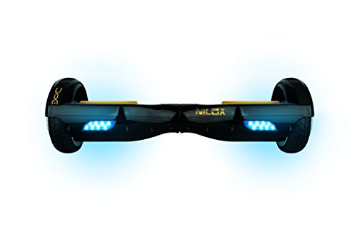 Nilox Universal UL 2272 Doc Hoverboard, gold - 3
