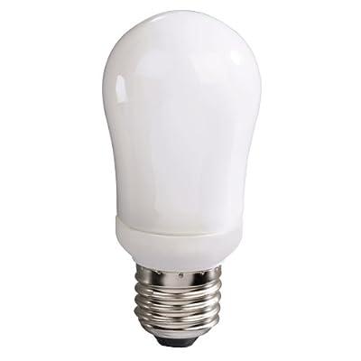 Xavax Energiesparlampe 9W Mini Glühlampen Form E27 von Hama GmbH & Co KG - Lampenhans.de