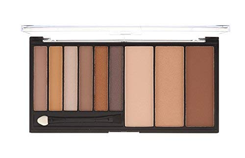 Ashley Premium Cosmetic 9 Colors Perfect Eyeshadow Palette (296-04)