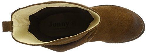 Jonny's Noelani, Stivali da Cowboy Donna Braun (Roble)