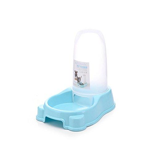 Longhui Automatisierte Futterspender, Dual-Use Automatische Fütterung Wasser Maschine Hundefutter Schüssel Katze Schüssel