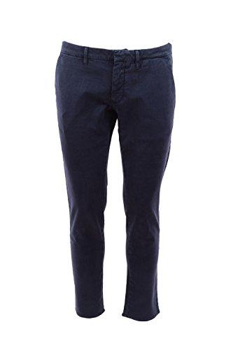 Pantalone Uomo Siviglia 35 Blu B2e6 S021 Autunno Inverno 2015/16