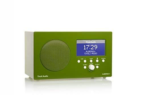 Tivoli Audio alb-1550-eu Radio Wecker AM/FM Bluetooth grün