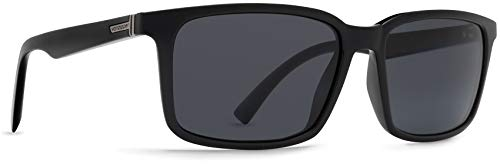 Vonzipper Herren Sonnenbrille Pinch Shades Black Satin