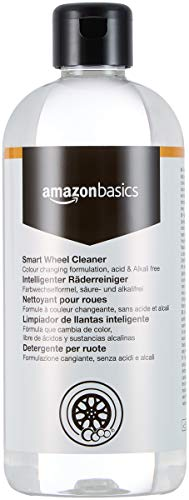 Amazon Basics - Detergente per cerchioni Smart Wheel Cleaner, flacone spray da 500 m