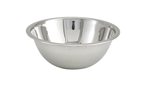 Winco MXB-150Q Mixing Bowl, 1.5-Quart by Winco Winco Rolling Pin