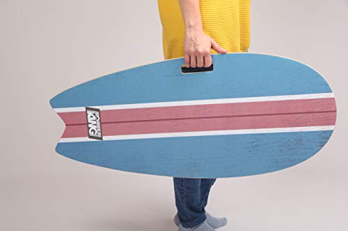 Zoom IMG-3 surf blue skateboard da interno