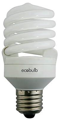 Ecobulb 4491503 Energiesparlampe 20 W E27 220-240 V warmweiß von Ecobulb bei Lampenhans.de
