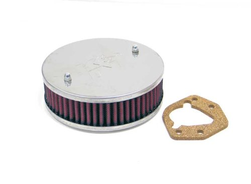 K & N 56-9355 personnalisés Racing Assembly SDR 15,2 cm OD, Stromberg 175-cd, (2-bolt) (authentique KN Accessoires)