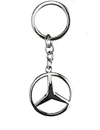 Metal Keychain With Mercedes Benz Design For Cars || Bike Keychain || Key Chain Bike Keyring Keychain For Bikes