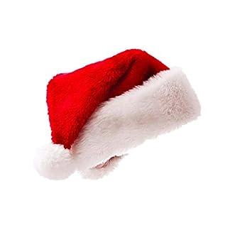 Cosanter 1x Ancianos Gorro Navideño Sombrero de Navidad para Decoración Navidad Cena Mesa Aumentar Ambiente Festivo Apto para Adultos