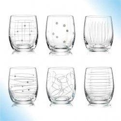 wasserglaser-kristall-bohemia-elements-300-ml-6-er-set-mit-verschieden-ornamenten