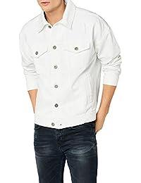 Suchergebnis auf Amazon.de für  weiße Jeansjacke - Herren  Bekleidung dc5f0dcdad