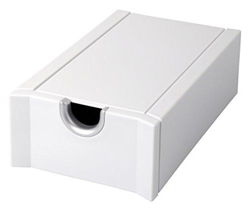 multiform Visitenkartenbox /685238D 190x144x61mm anthrazit/silber Preisvergleich