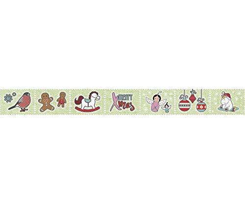 Tape selbstklebendes 25.5 mm x 2,4 M Zeichen Des Einhorns, Lebkuchen, Dekorative Streifen,...