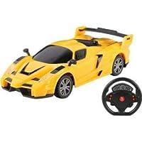Vezimon Steering Car Steering Remote Control car Remote Control Steering car for Kids RC car for Boys Sport car Toy…
