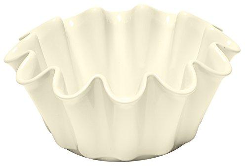 Emile Henry Briocheform und Pudding, Keramik, 23x 23x 10cm Lehmfarben