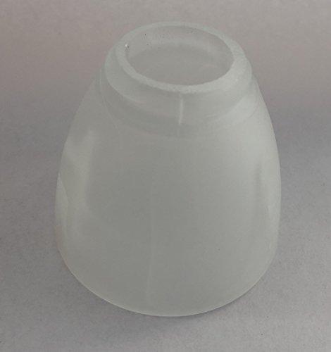 KHL Lampenschirm Lampenglas G9 alabasterfarbig 55mm KH9325 -