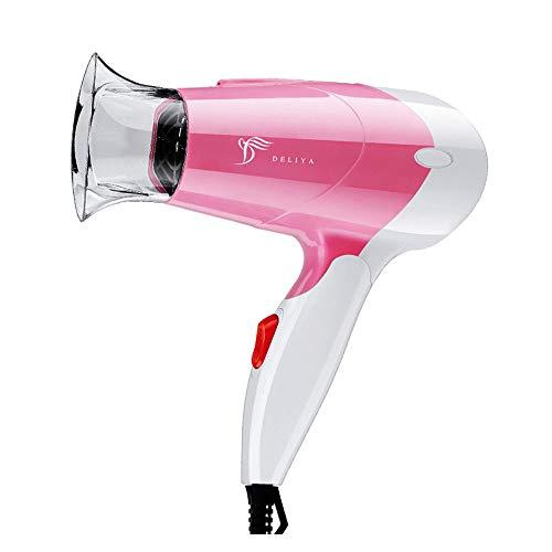 Sèche-Cheveux, Mini-Séchoir Léger À Faible Puissance De Salon, Bouton Heat Cool Compact Petit Peu Puissant