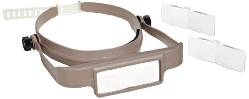 Donegan OSC OptiSight Fernglas Lupe Visier, Tan Color, hautfarben, 1