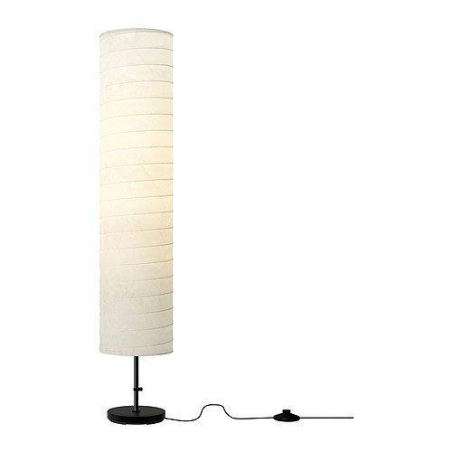 Ikea Holmö – Lámpara de pie Lámpara de Papel Lounge