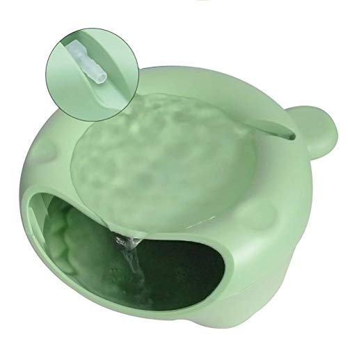 IF.HLMF Dispensador De Agua para Bebederos Eléctricos para Mascotas Tazón/Filtros De Carbón Automáticos para Gatos Y Perros Suministros De Riego