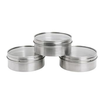 IKEA Grundtal, Recipienti in acciaio INOX, con contenitori per ...