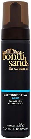 Bondi Sands - Salon Quality Self Tanning Foam for Smooth, Natural Bronzed Skin - Dark - 7.04 Fl Oz