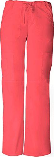 Dickies Damen Hose rosa aprikose (Dickie Hose Uniform)
