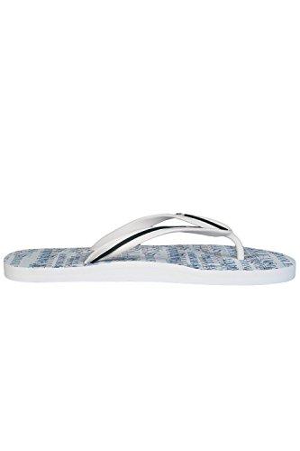 Armani Jeans - Tongs Armani jeans blanche A656138 Blanc