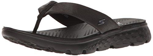 Sandalen/Sandaletten, color Schwarz , marca SKECHERS, modelo Sandalen/Sandaletten SKECHERS ON THE GO 400 ESSENCE Schwarz