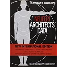 Neufert Architects' Data: Second International Edition by Ernst Neufert (1991-01-15)