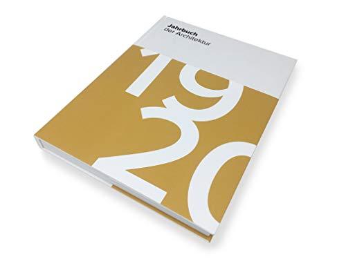 Jahrbuch der Architektur: 19/20