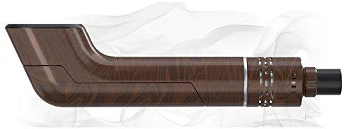 Joyetech - Kit Elitar Pipe - senza tabacco, né nicotina - vietata la vendita ai minori di 18 anni - legno