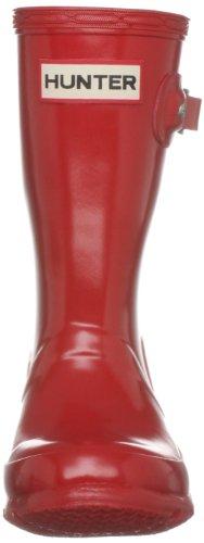 Hunter Original, Unisex - Kinder Gummistiefel Rot (Pillar Box Red)